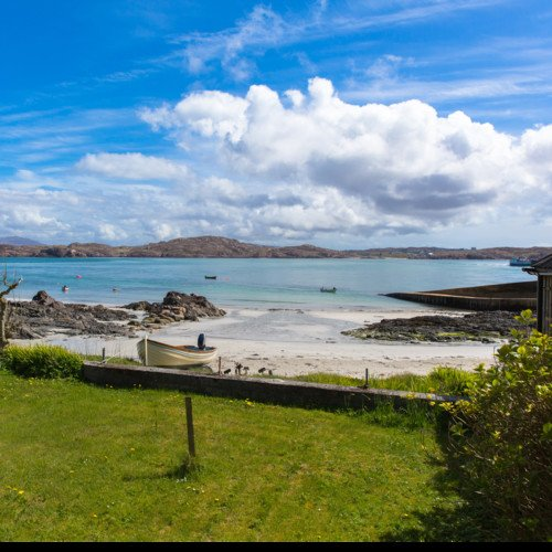 117. Poetry, peace and corncrakes on the sacred Scottish island of Iona