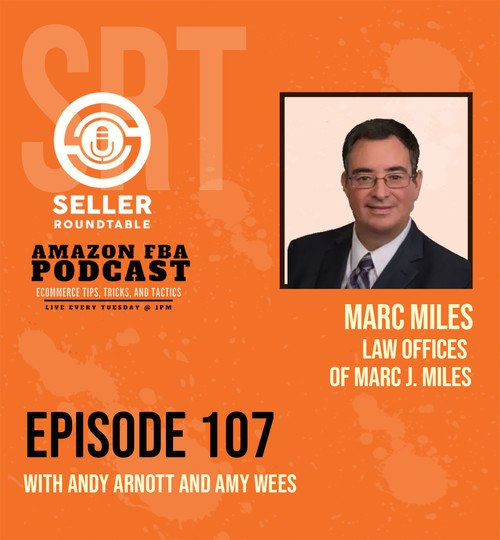 Get your amazon business started in US - Amazon Business Tips with Marc Miles - Part 1