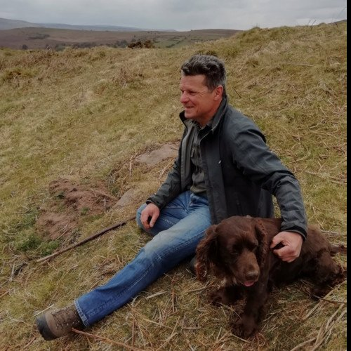 110 . Rewilding in the Black Mountains with woodsman Rob Penn