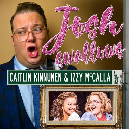Ep23 - Caitlin Kinnunen & Izzy McCalla, he's got to pitch in and put on his royal nappies!